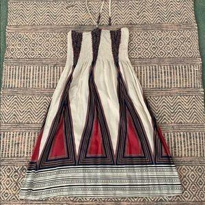 Abstract Art Summer Dress